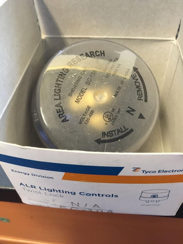 Amazon.com : ALR / TYCO LIGHTING CONTROLS TWIST LOCK ...