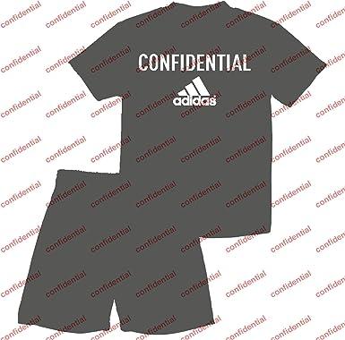 Amazon Com Adidas 2019 2020 Man Utd Third Little Boys Mini Kit Clothing