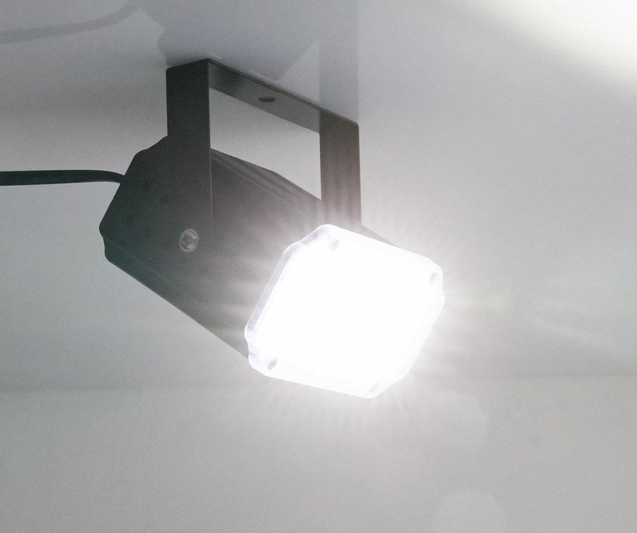 Strobe Lights, Latta Alvor Stage Light 36 LED Mini Disco LIghts Flash Strobe Lighting with Sound Activated and Speed Control for Party Wedding DJ Disco KTV Bars Lights (white) by Latta Alvor