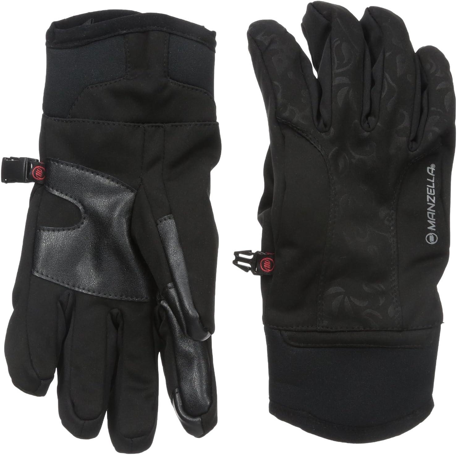 Manzella Women's Get Intense Touch Tip Glove