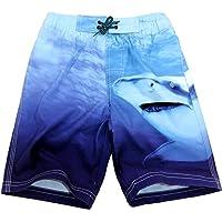 SLGADEN - Pantalones de Verano Playa para Niño