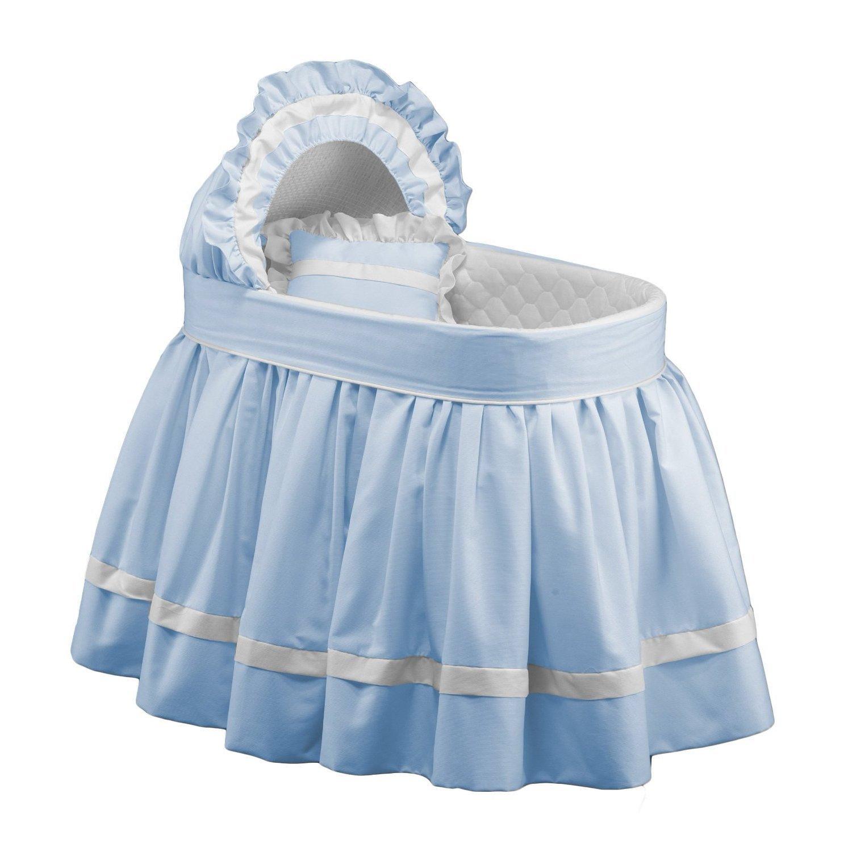 BabyDoll Sweet Petite Liner and Hood, Blue, 17''x 31''