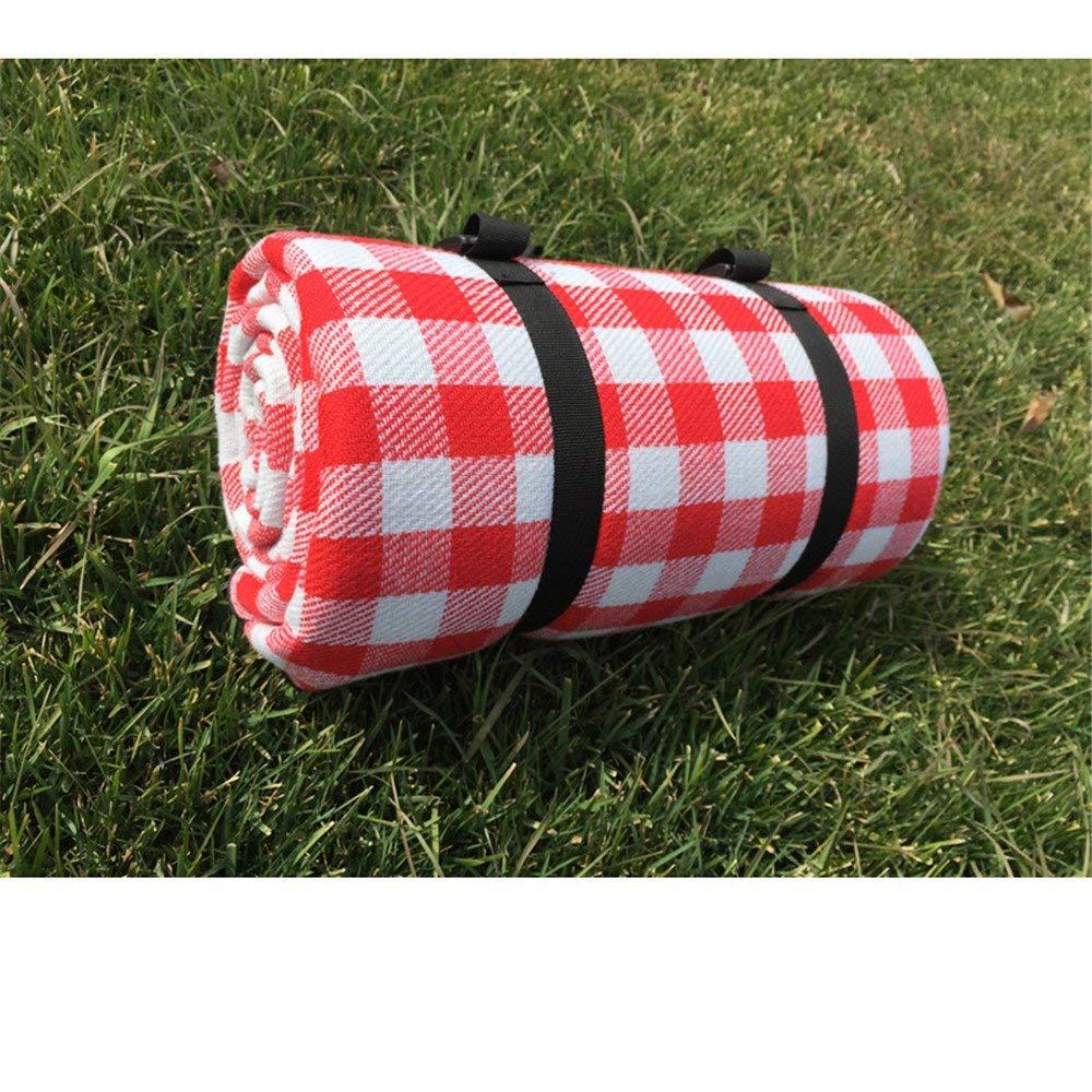 ピクニック毛布 屋外のピクニック水分パッド厚い増加キャンプテントキャンプポータブルピクニックマット   B07S1MWWH8