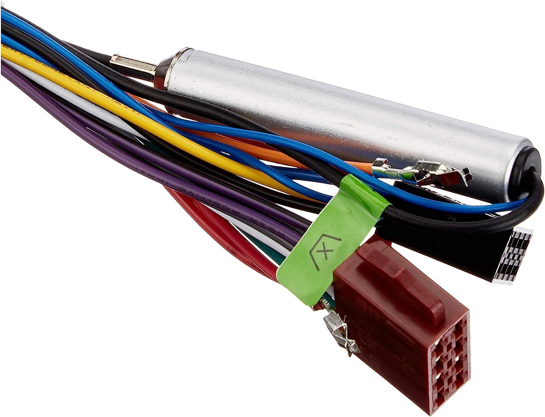 Acv 1324 – 45 Radio Cable de conexión para ISO Audi/Seat/Skoda/VW Fantasma