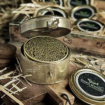 Ossetra Sturgeon Caviar