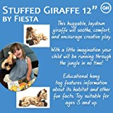 Growing Hero Stuffed Giraffe & Giraffes Can't