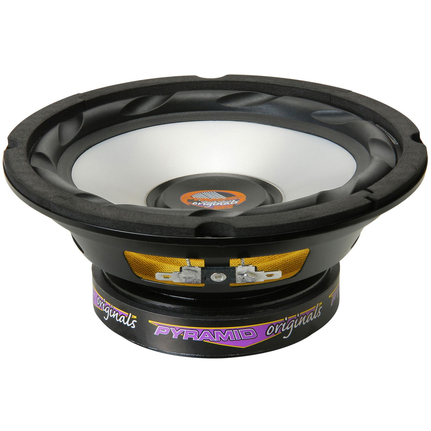 Pyramid WX65X 6.5-Inch 300W High Power White Injected P.P. Cone Woofer