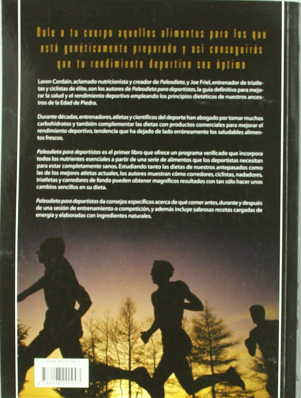 libro paleodieta para deportistas pdf