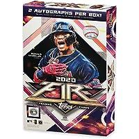 2020 Topps MLB Fire Baseball Trading Card Hobby Box - 2 Autographs - 20 packs - 120 Total Cards