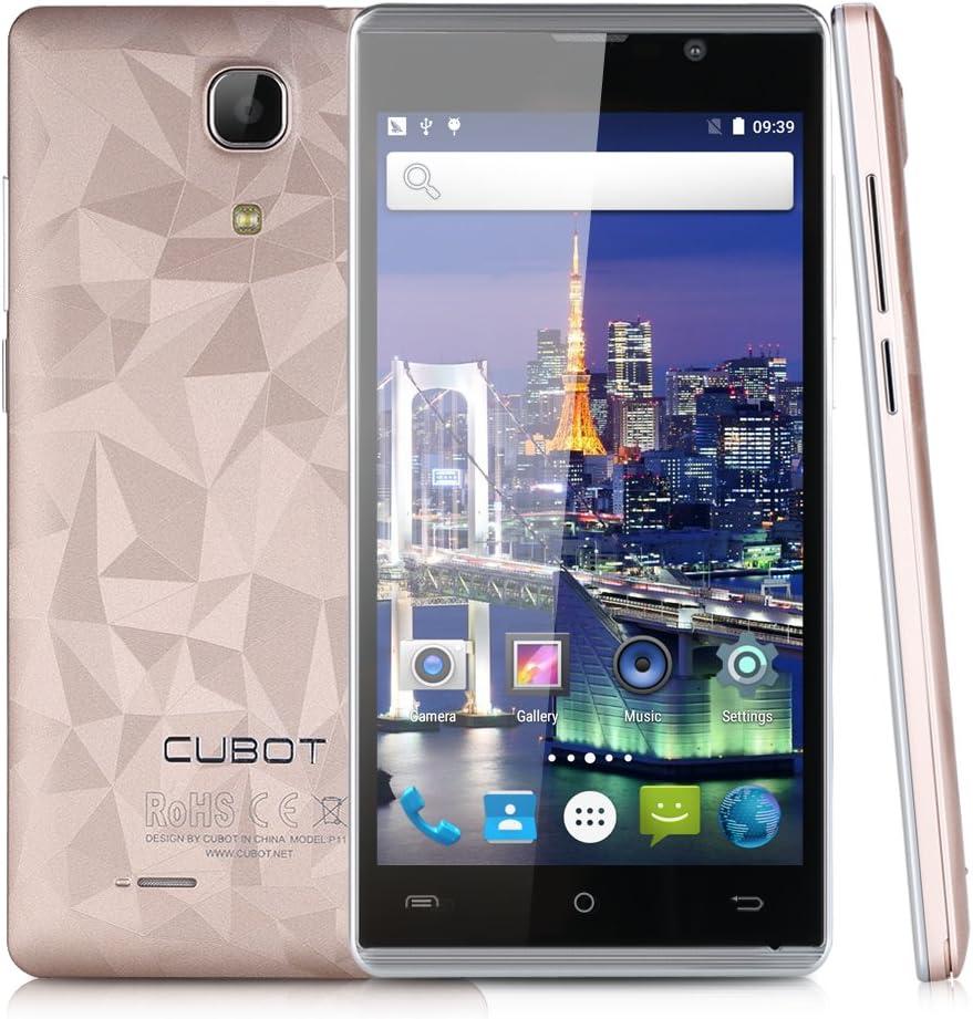 Cubot P11 - Smartphone libre Android (pantalla 5