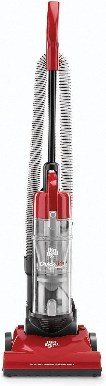 Dirt Devil Vacuum Cleaner Quick Lite Plus Bagless Corded Upright Vacuum UD20015