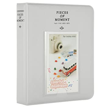 Amazoncom Caiul Instax Mini 9 Photo Album Compatible Pieces Of