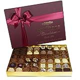 Hamiltons 勃艮第Burgundy 高级豪华手工巧克力礼盒 48个