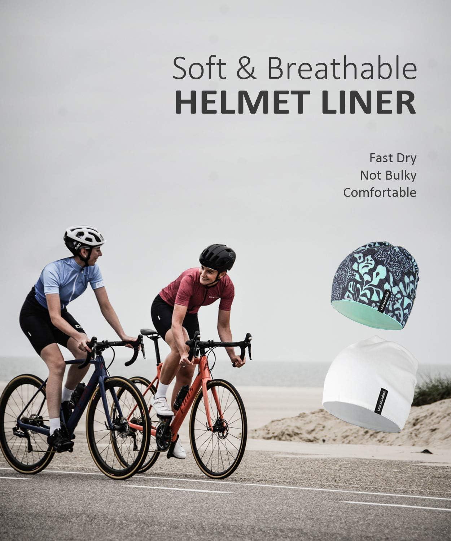 Sonnenschutz Liner Schlafm/ützen f/ür M/änner und Frauen Laufen Totenkopf Helm Burnout B EMPIRELION 22,9 cm Multifunktionale leichte Beanie-M/ütze