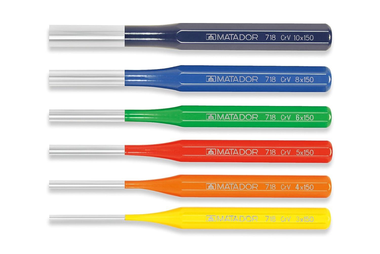 10 mm DIN 6450 0718 1100 MATADOR Splintentreiber XXL