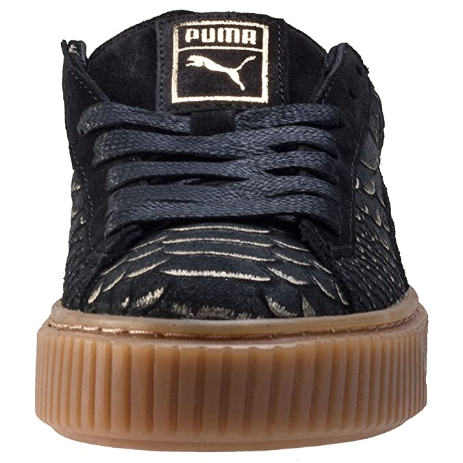 Puma Basket Platform Exotic Skin 36337701, Turnschuhe - 41 EU
