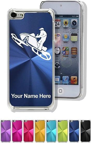 Étui personnalisé/Coque pour iPhone 5 C – motoneige – gravé pour gratuit