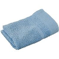 ROSA HOME Bordeaux Honeycomb Cotton Hand Towel, 33 x 33 cm - Light Blue