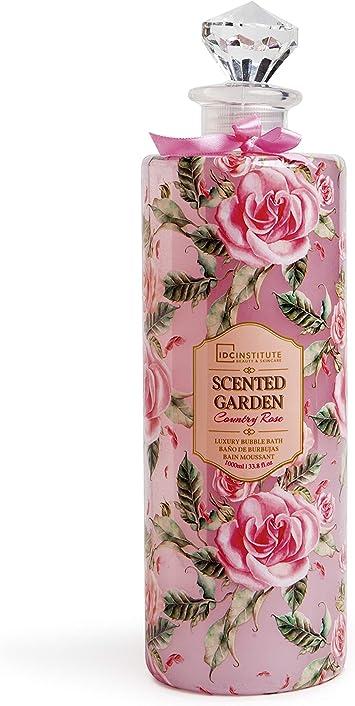 Idc Institute Scented Garden Rosa Bagnoschiuma 1000 ml