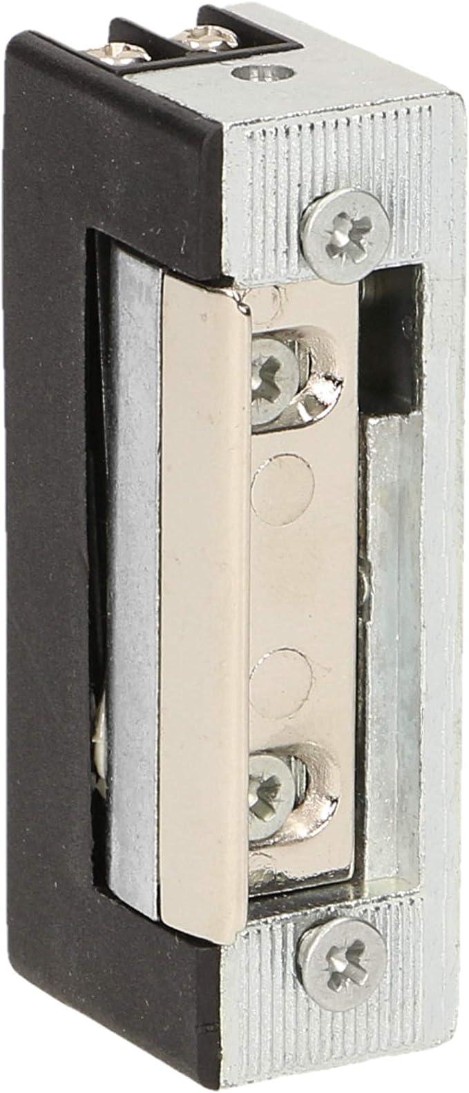 ORNO Cerradura Electrica Para Puerta Izquierda y Derecha, Ajuste De Rigidez 8-14V AC/DC (Bloqueo + Memoria): Amazon.es: Bricolaje y herramientas