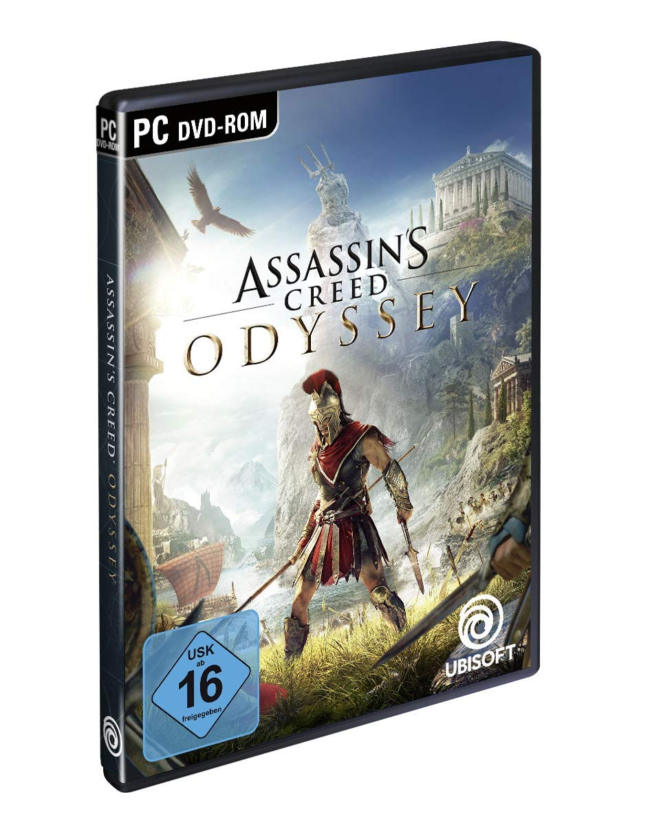 Assassin S Creed Odyssey Standard Edition Pc Amazon De Games