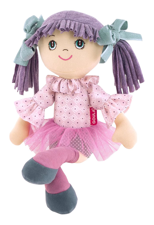 Goula - Alice, muñeca, Color Lila (Diset 52001) product image
