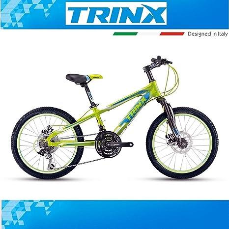 Bicicleta Mountain Bike trinx Junior 4.0 MTB 20 Gefedert 21 ...
