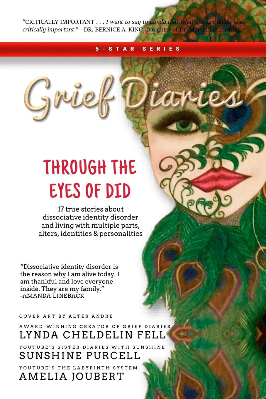 Grief Diaries: Through the Eyes of D.I.D. PDF