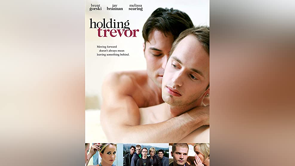 Holding Trevor