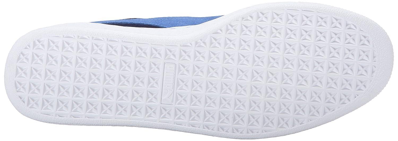 PUMA Adult 6.5 Suede Classic Shoe B01A82GWUQ 6.5 Adult M US|Peacoat/Blue Yonder 7ffe9a