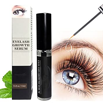 6f211872cf3 INST Eyelash Growth Serum Natural Eyelash Growth Enhancer & Brow Serum For  Visibly Longer & Fuller
