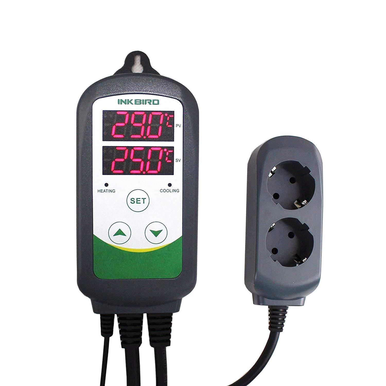 Inkbird ITC-306 digital controllo temperatura termostato riscaldamento timer