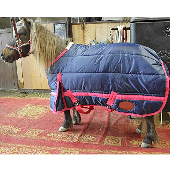 Manta De Caballo Manta Protectora para Caballos, Lindo Pony Coat ...