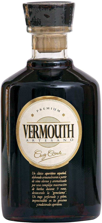 Vermouth Rojo Artesano Cruz Conde 700ML.