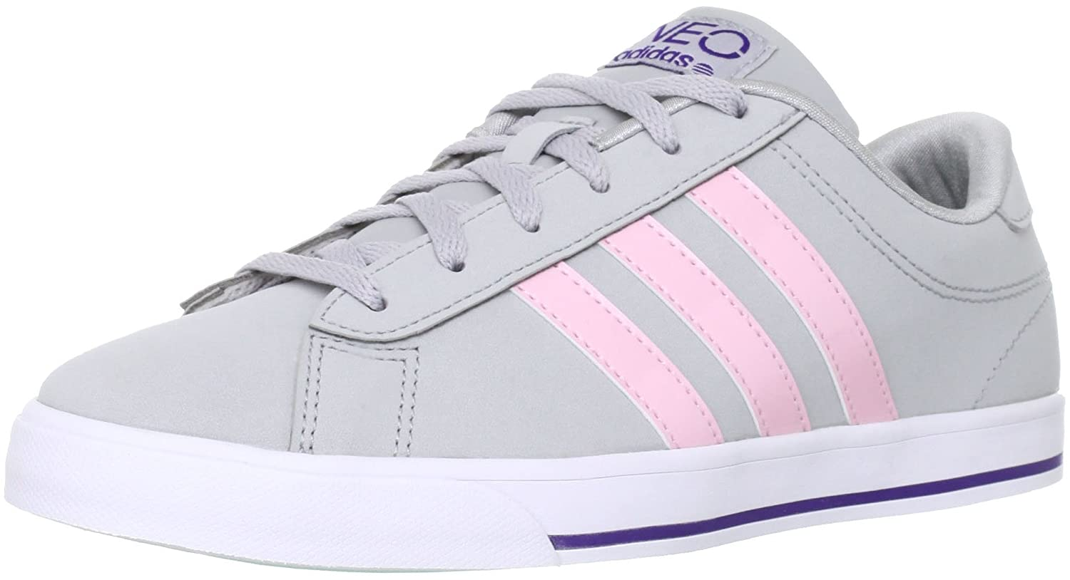 new appearance preview of 100% authentic adidas neo grau pink damen
