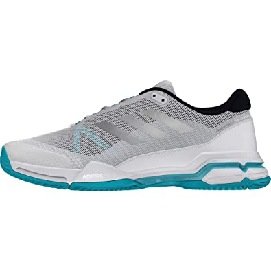 official photos 5f04e b54f2 Adidas New Mens Barricade Club ah2085 Tennis Shoe for Men - Legend  Ink Matte Silver