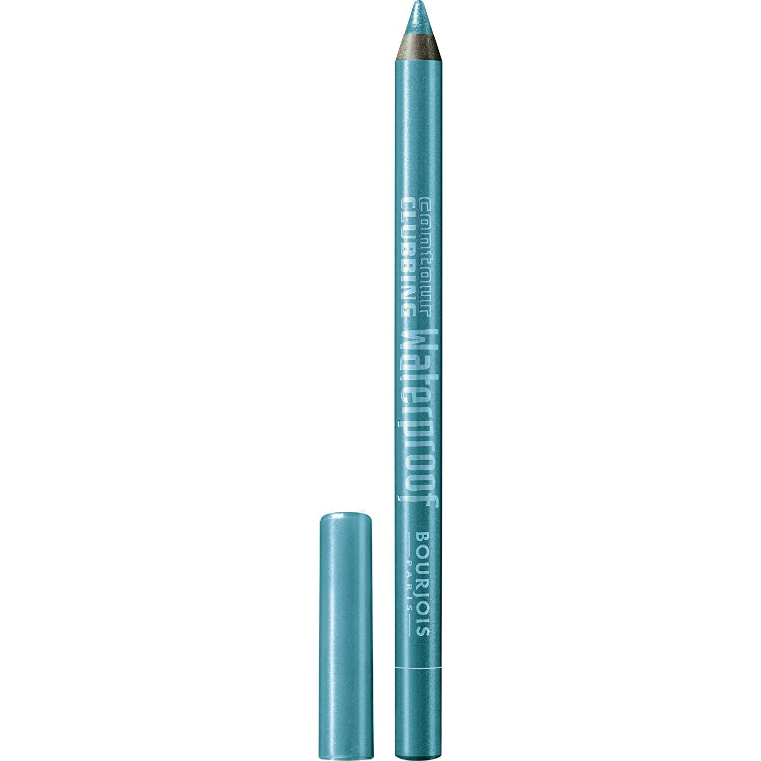 Bourjois Contour Clubbing Waterproof Eye Pencil, Sea Blue Soon Coty 29101332063