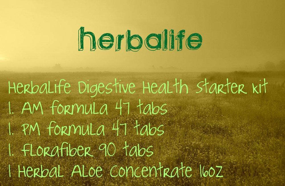 Amazon Herbalife Digestive Health Program 21 Day Herbal