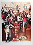 Limited Edition Jerry Rice Signed Lithograph