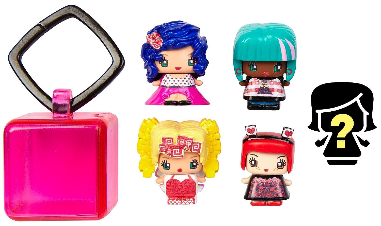 Amazon com my mini mixieqs multi figure love fashion pack toys games