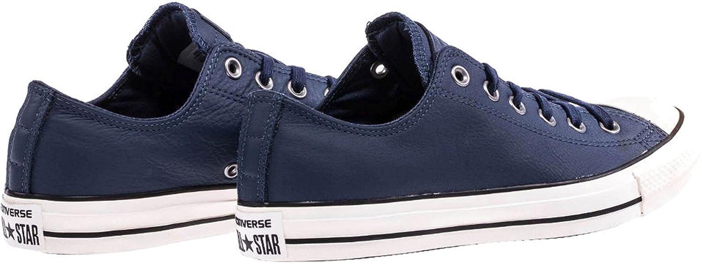 Converse Chuck Taylor All Star Low Top Navy//Black 151115C Mens 8