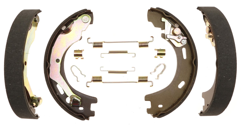 Rear ACDelco 17944B Professional Brake Shoe Set