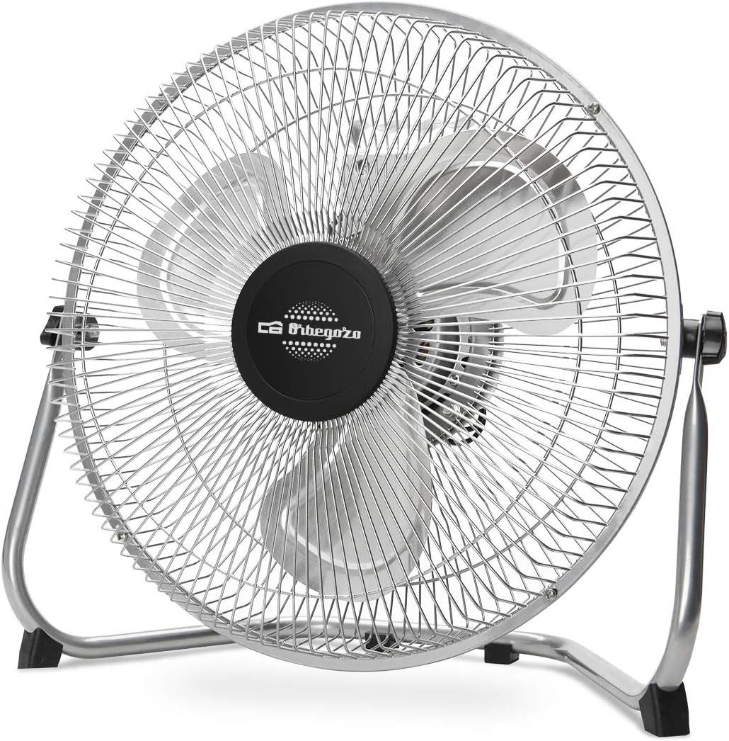 Orbegozo PW 1230 - Ventilador industrial Power Fan, inclinación ...