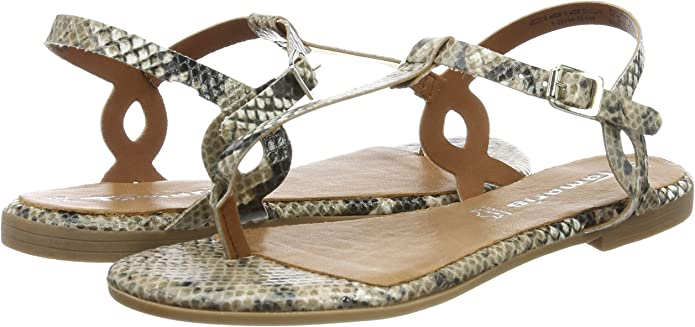 1 1 28094 32, Tongs Femme, ( Snake 449), 36 EU