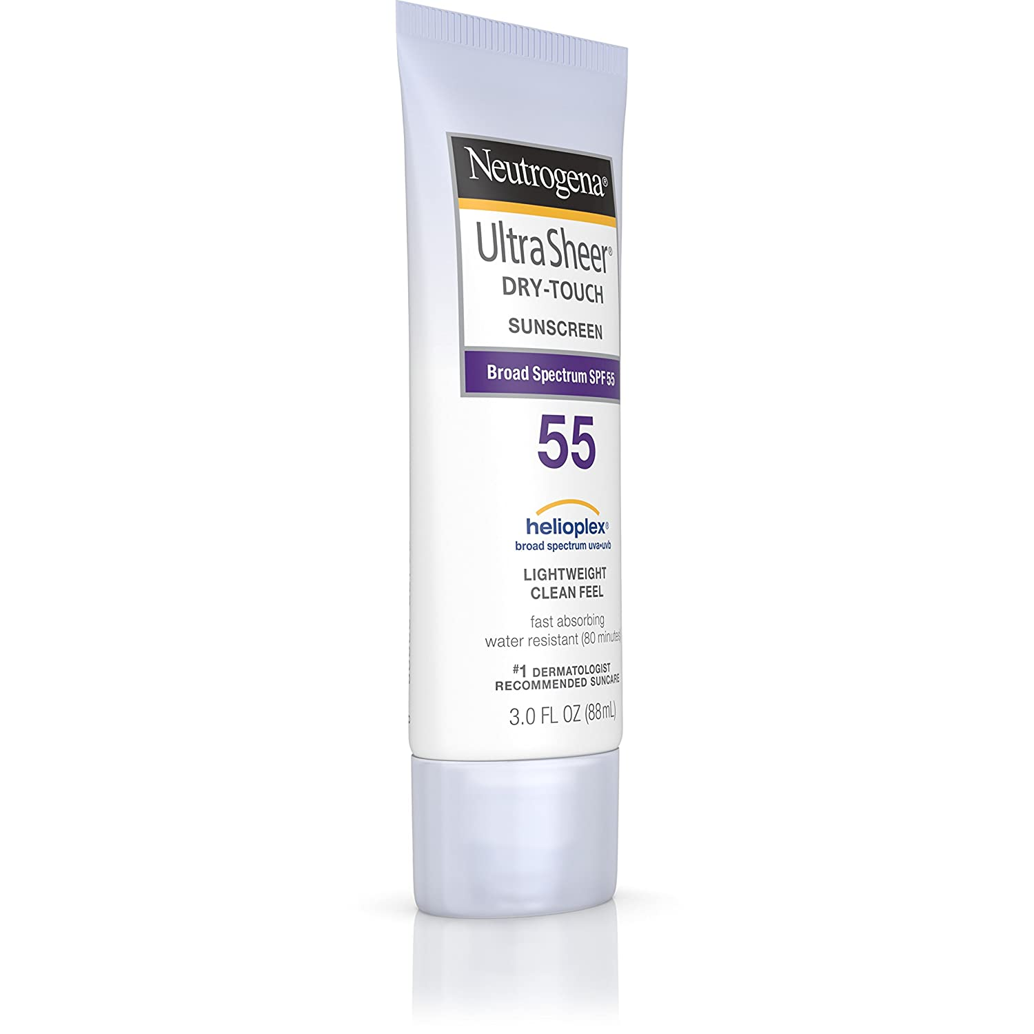 Amazon Neutrogena Ultra Sheer Dry Touch Water Resistant And Non