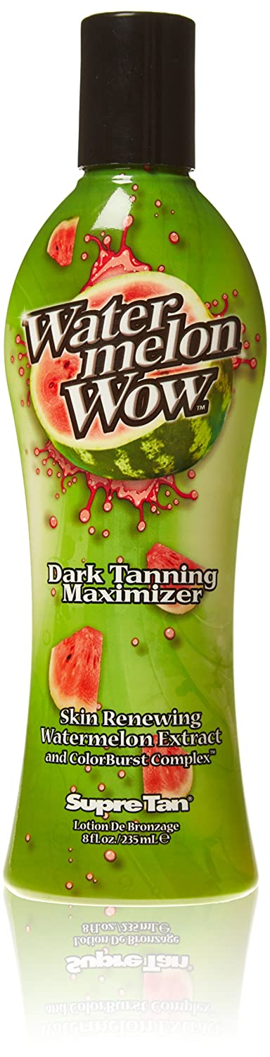 Supre Tan Watermelon Wow Dark Tanning Maximizer Sunbed Lotion 235 ml 100-1948-03
