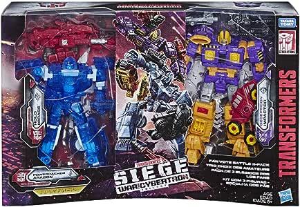Transformers- Wfc: Siege Collection Premium Figures (Hasbro E5405E48)