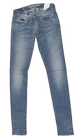 Denham Sharp SZA Skinny Fit Damen Jeans Hose W26L34  Amazon.de ... 310adc1ca5