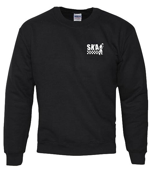 Ska sudadera (de un adulto) Negro negro Medium: Amazon.es: Ropa y accesorios
