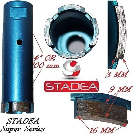 STADEA Concrete Tile 3 Inch Diamond Hole Saw Bit Core Drill Bits Concrete Coring